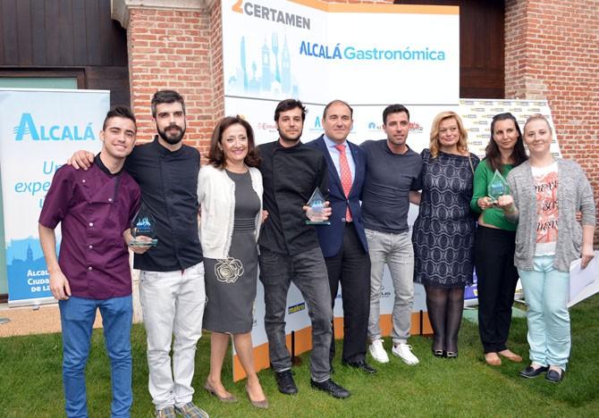 Ambigú El Pozo De Los Sabores Y La Esquina De Muzarake Ganan En El 2º Certamen Alcalá Gastronómica Empresarios Del Henares Periódico Empresarial Del Corredor Del Henares